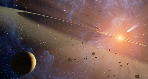 В Америке найдены метеориты, похищенные в канун Рождества