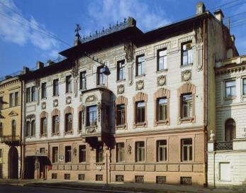 Квартиру Набокова ограбили