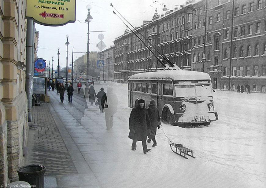 Вчера отметили 70-летие снятия блокады Ленинграда