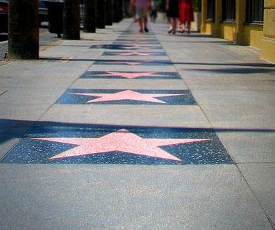 В Петербурге может появиться Аллея звезд