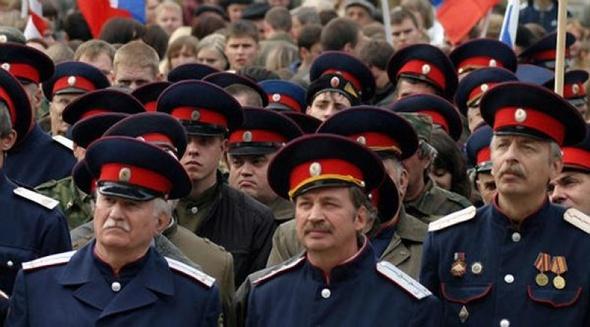 Ростовские казаки требуют признать их народом