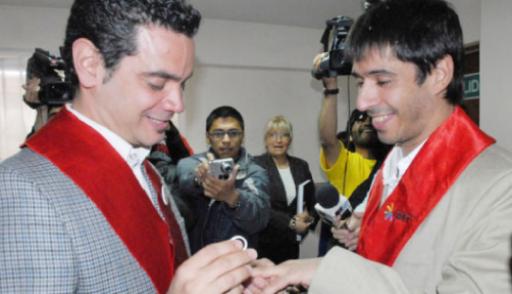 Во Франции можно будет заключать однополые браки