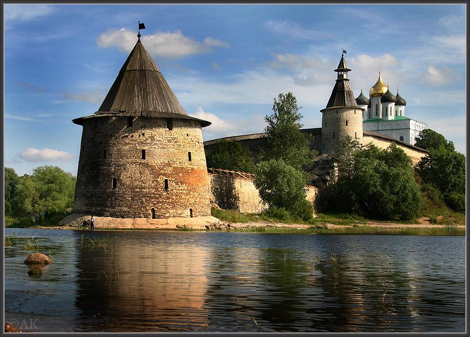 Псковский кремль открывает новые музеи