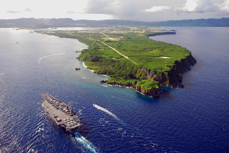 Остров Гуам подвергнется «биологической атаке»