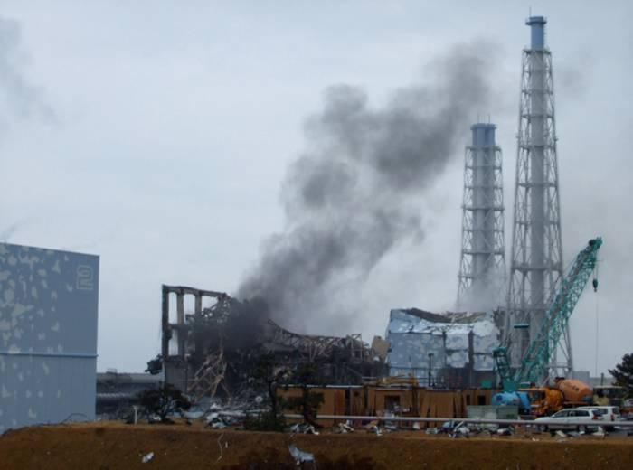 На «Фукусиме» снова случилась авария