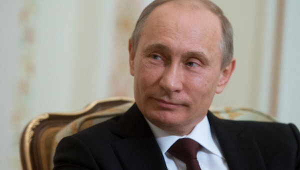 Путин подозревается в связях с преступностью