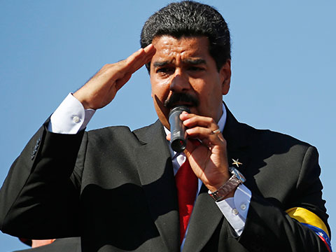 Президентом Венесуэлы стал Николас Мадуро