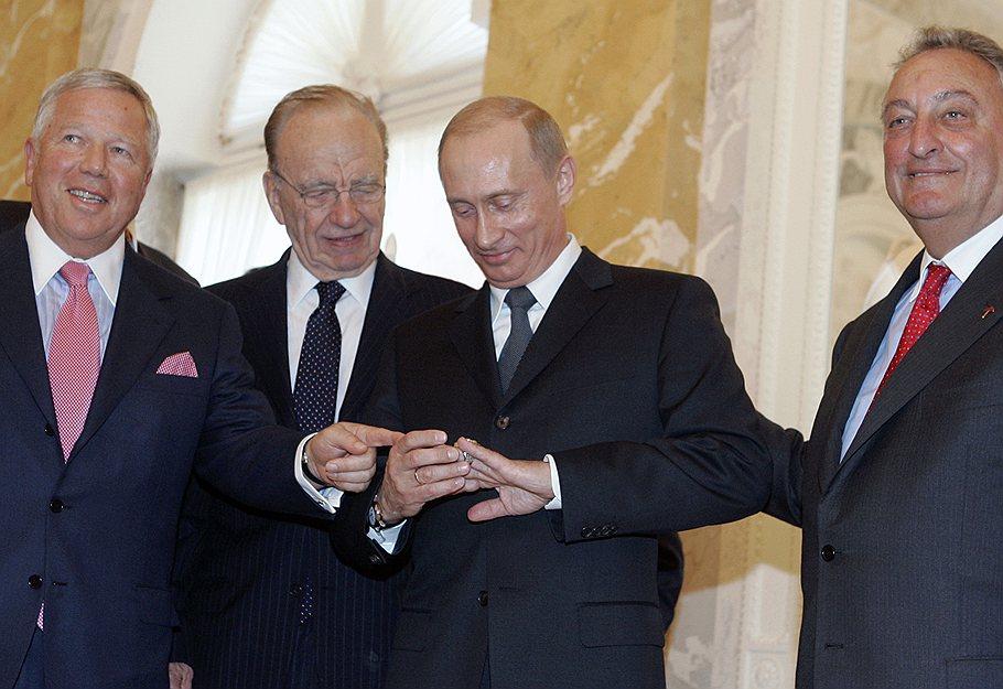 Миллиардер объявил Путина вором