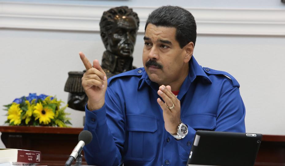 Мадуро попросил Обаму не вмешиваться в сирийский конфликт