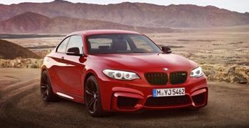 Модель BMW M2 получит роботизированную коробку передач