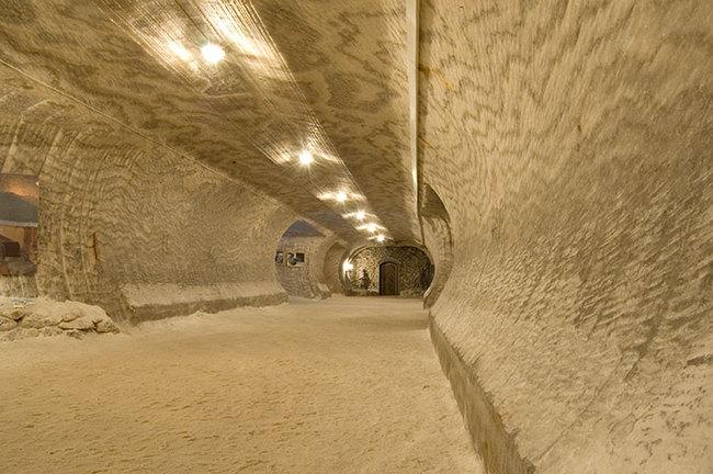 Наибольшая соляная пещера Турции станет туристическим комплексом