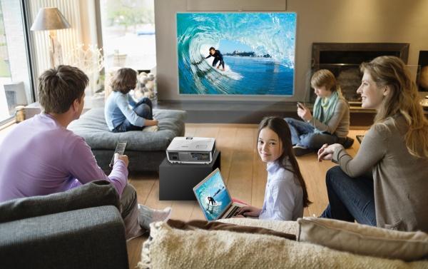 Проектор для дома: виды, устройство и преимущества