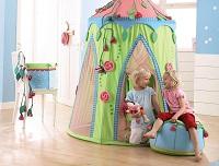 Как правильно выбрать детскую игровую палатку: материал и особенности