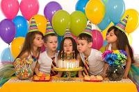 Особенности выбора тематики для детского торжества