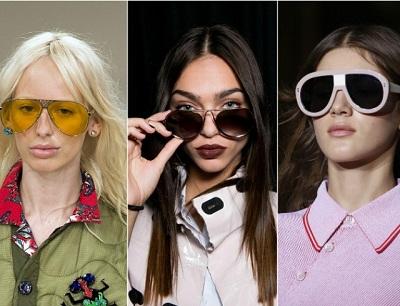 Солнцезащитные очки-ультрамодный аксессуар нового сезона