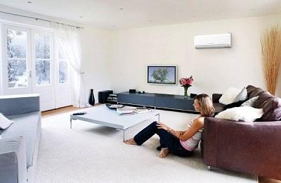 Выбор кондиционера в гостиную: виды, расположение и особенности