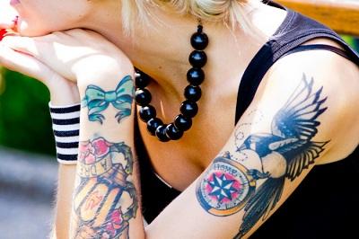 Как выбрать татуировку по характеру: особенности и советы