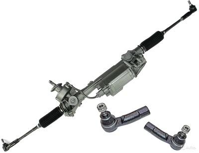 Неисправности и самостоятельный ремонт рулевой рейки