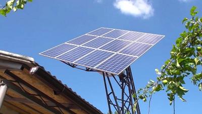 Солнечная электростанция для дома как источник альтернативного электричеств ...
