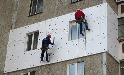 Особенности утепления наружных стен в помещении с помощью пенопласта