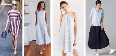 Как выбрать одежду из льна: преимущества, характеристики и особенности