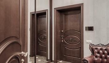 Как выбрать входные двери с шумоизоляцией: характеристики и особенности