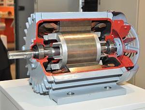 Асинхронный двигатель с короткозамкнутым ротором: характеристики и особенно ...