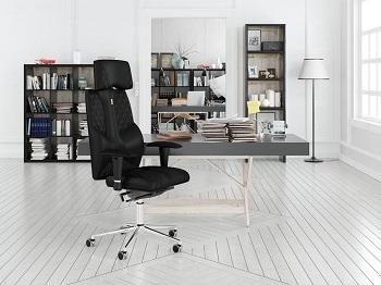 Ортопедическое кресло для офиса: виды, конструкция и особенности