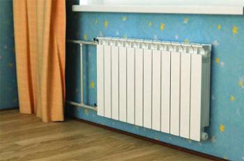 Преимущества биметаллических радиаторов отопления: принцип работы