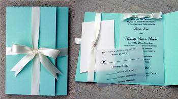 Идеи оформления приглашения на свадьбу и время рассылки