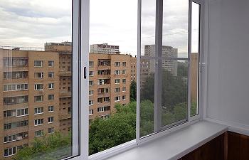 В чем заключается преимущество холодного остекления балконов