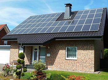 Виды, установка и подключение солнечных панелей для дома