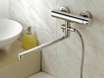 Смесители для ванной и душа: выбор, сравнение и особенности монтажа