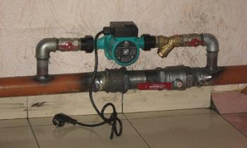 Преимущества и нюансы установки циркулярного насоса для отопления