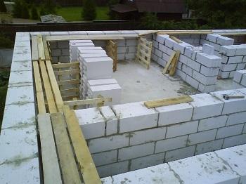 Строительство дома из газобетона: выбор материала и этапы процесса