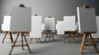Виды и достоинства выбора холста для живописи