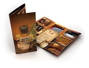 Создание листовок и буклетов: технология, способы и этапы