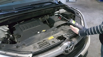 Диагностика Toyota: способы и последовательность работ