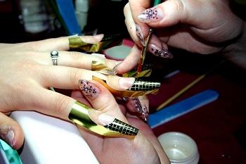 Наращивание ногтей гель лаком: технология, способы и  этапы