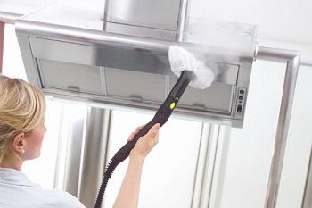 Чистка кухни от жира: способы, варианты советы по очистке
