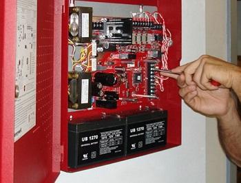 Правила и этапы монтажа пожарной сигнализации в квартире