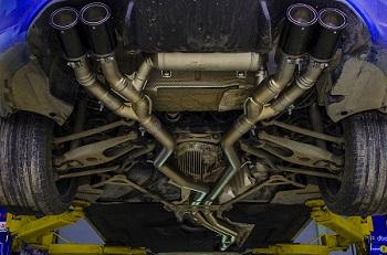 Основные варианты тюнинга выхлопной системы Lexus: виды и характеристики