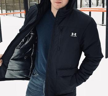 Мужская зимняя куртка: модные тенденции, с чем носить и советы