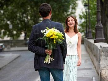 Цветы для первого свидания: идеи, требования, советы и особенности