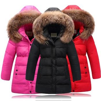 Зимний пуховик на девочку: модные тенденции, критерии и советы по выбору