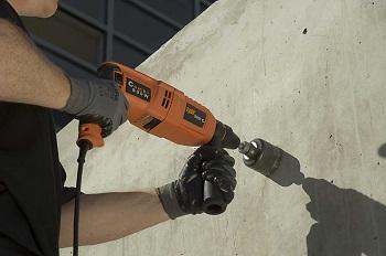Сверление отверстий в бетоне: способы, правила и советы