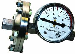 Приборы и правила измерения разности давления