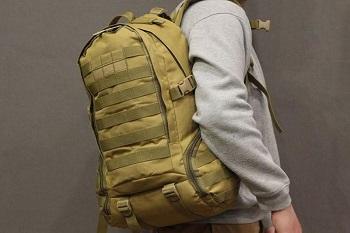 Рекомендации по выбору военного рюкзака: виды и характеристики