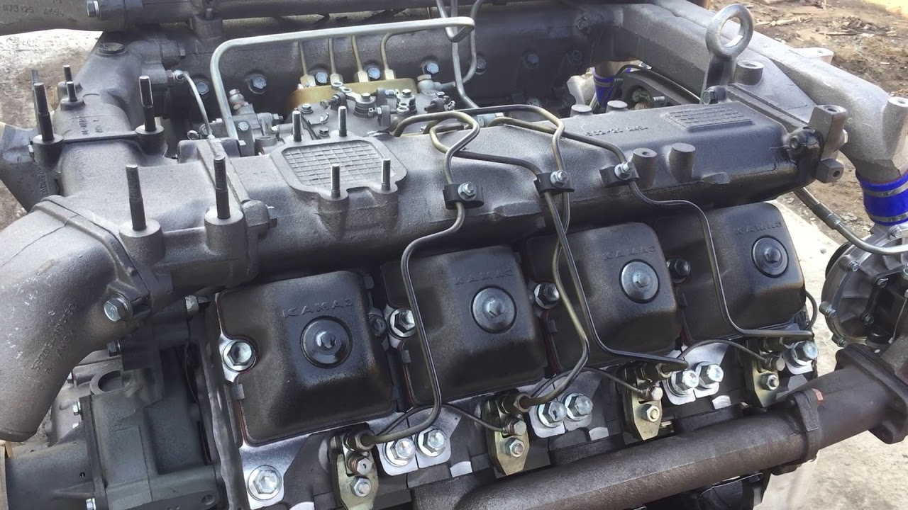 Самостоятельный ремонт двигателя на КАМАЗе: способы и правила