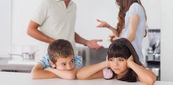 Правила и этапы развода с несовершеннолетними детьми